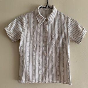 Girl Scouts Dresses - Vintage 90s Girl Scout Brownie Troop Uniform Set